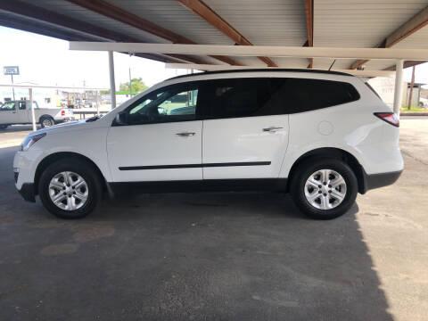 2016 Chevrolet Traverse for sale at Kann Enterprises Inc. in Lovington NM