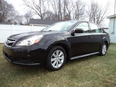 2012 Subaru Legacy for sale at Niewiek Auto Sales in Grand Rapids MI