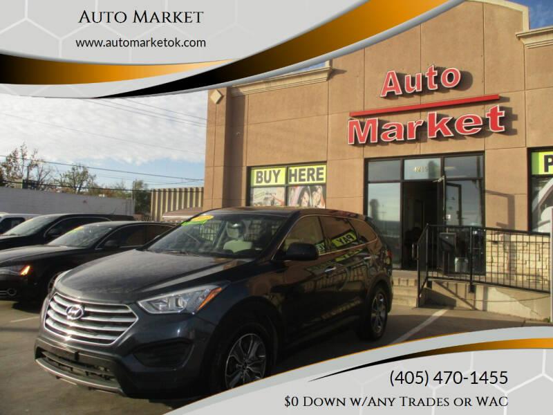 2013 Hyundai Santa Fe for sale at Auto Market in Oklahoma City OK
