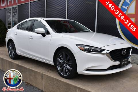 2018 Mazda MAZDA6 for sale at Alfa Romeo & Fiat of Strongsville in Strongsville OH