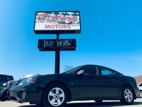 2008 Pontiac Grand Prix for sale at Victory Motors in Waterloo IA