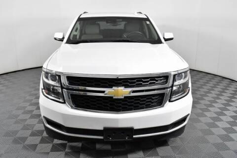 2017 Chevrolet Tahoe for sale at Southern Auto Solutions-Jim Ellis Hyundai in Marietta GA