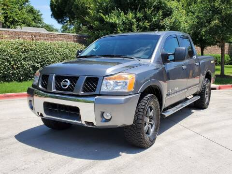 2015 Nissan Titan for sale at International Auto Sales in Garland TX