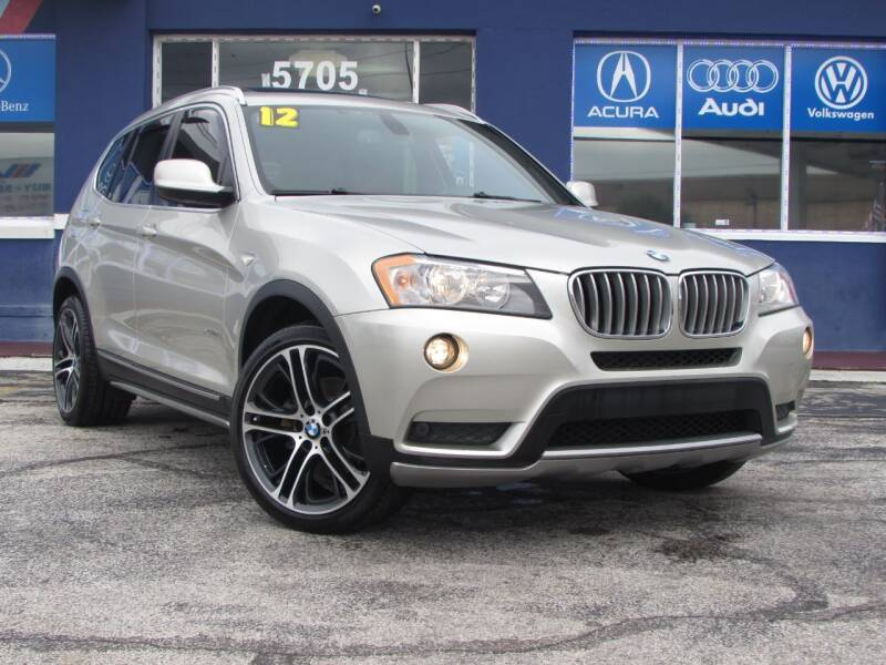 2012 BMW X3 for sale at Orlando Auto Connect in Orlando FL