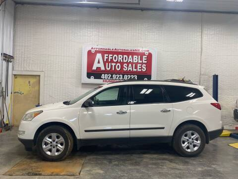 2011 Chevrolet Traverse for sale at Affordable Auto Sales in Humphrey NE
