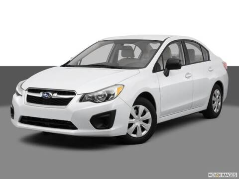 2012 Subaru Impreza for sale at PATRIOT CHRYSLER DODGE JEEP RAM in Oakland MD