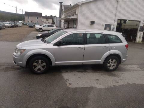 2010 Dodge Journey for sale at ROUTE 119 AUTO SALES & SVC in Homer City PA
