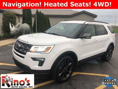 2019 Ford Explorer for sale at Rino's Auto Sales in Celina OH