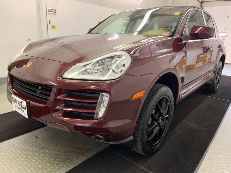 2008 Porsche Cayenne for sale at TOWNE AUTO BROKERS in Virginia Beach VA
