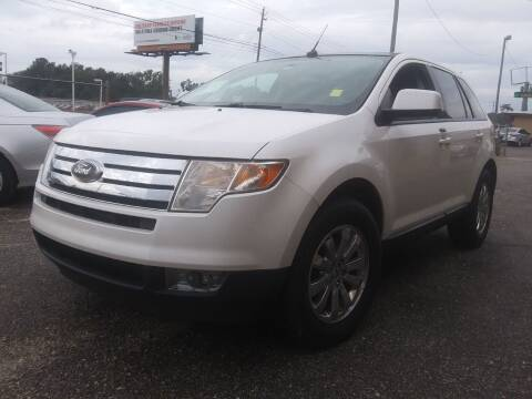2010 Ford Edge for sale at Best Buy Autos in Mobile AL