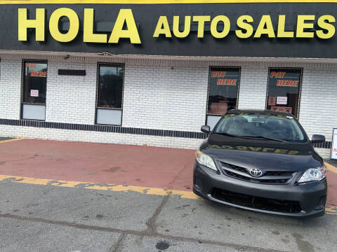 2011 Toyota Corolla for sale at HOLA AUTO SALES CHAMBLEE- BUY HERE PAY HERE - in Atlanta GA