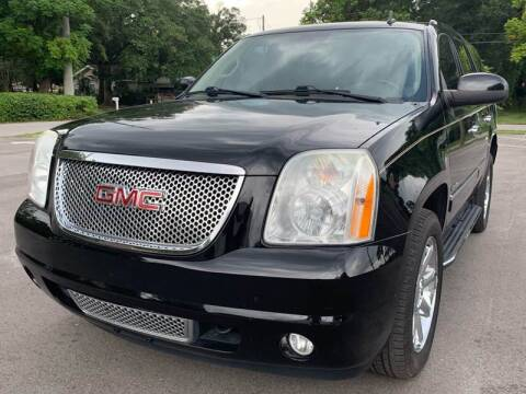 2011 GMC Yukon for sale at Consumer Auto Credit in Tampa FL