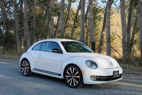 2012 Volkswagen Beetle for sale at Northwest Premier Auto Sales in West Richland WA