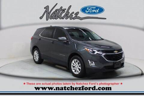 2018 Chevrolet Equinox for sale at Auto Group South - Natchez Ford Lincoln in Natchez MS