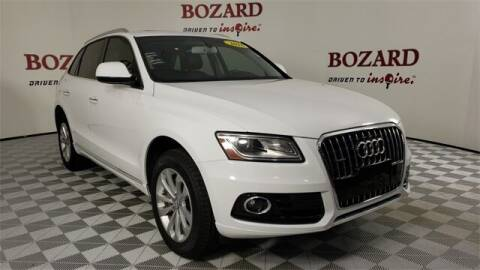 2016 Audi Q5 for sale at BOZARD FORD in Saint Augustine FL