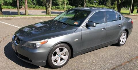 2007 BMW 5 Series for sale at Lenders Auto Group in Hillside NJ