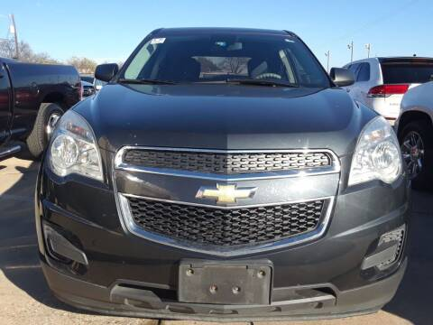 2013 Chevrolet Equinox for sale at Auto Haus Imports in Grand Prairie TX