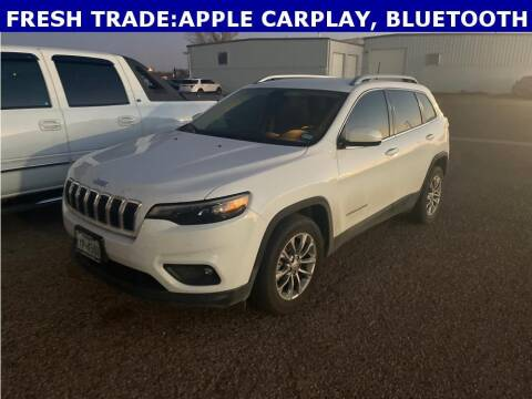 2019 Jeep Cherokee for sale at STANLEY FORD ANDREWS in Andrews TX