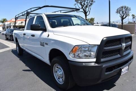 2018 RAM Ram Pickup 2500 for sale at DIAMOND VALLEY HONDA in Hemet CA