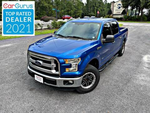 2016 Ford F-150 for sale at Brothers Auto Sales of Conway in Conway SC