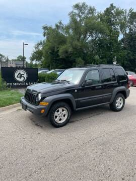 2007 Jeep Liberty for sale at Station 45 Auto Sales Inc in Allendale MI