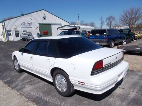 1995 Oldsmobile Cutlass Supreme for sale at 500 CLASSIC AUTO SALES in Knightstown IN