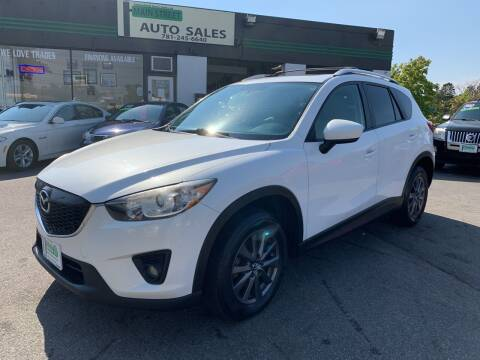 2013 Mazda CX-5 for sale at Wakefield Auto Sales of Main Street Inc. in Wakefield MA