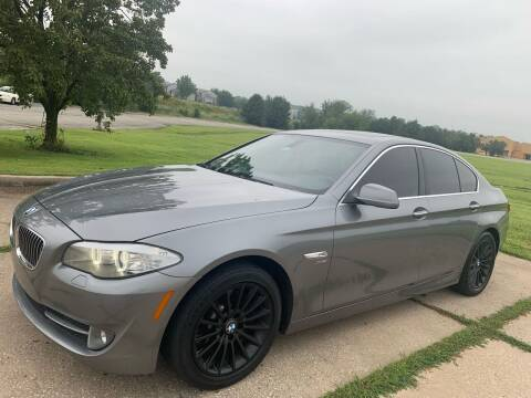 2012 BMW 5 Series for sale at Xtreme Auto Mart LLC in Kansas City MO