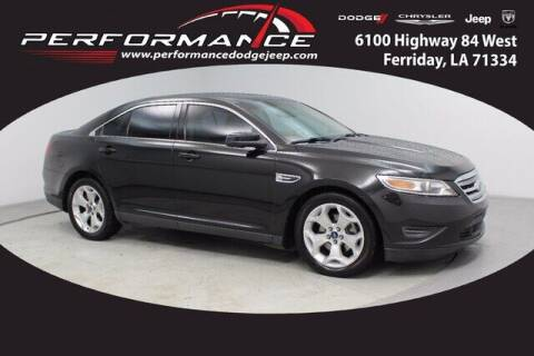 2012 Ford Taurus for sale at Auto Group South - Performance Dodge Chrysler Jeep in Ferriday LA