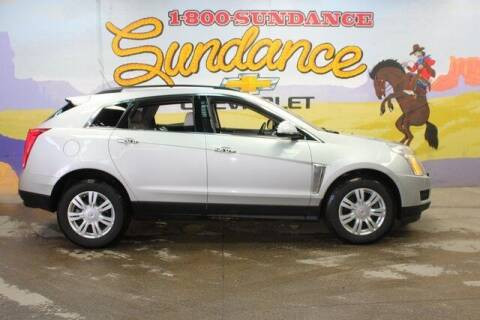 2015 Cadillac SRX for sale at Sundance Chevrolet in Grand Ledge MI