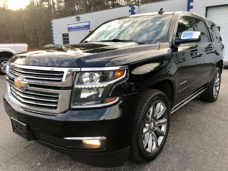 2016 Chevrolet Tahoe for sale at Kingston Foreign Auto & Truck in Kingston NH