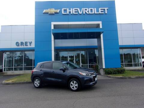 2019 Chevrolet Trax for sale at Grey Chevrolet, Inc. in Port Orchard WA