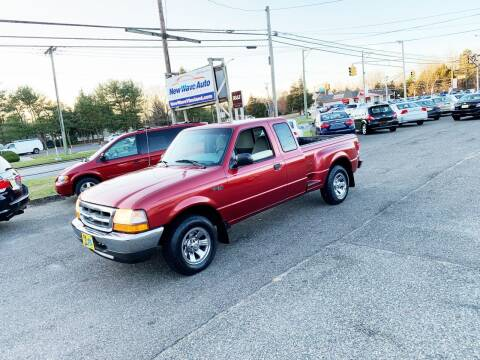 2000 Ford Ranger for sale at New Wave Auto of Vineland in Vineland NJ