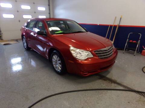 2010 Chrysler Sebring for sale at Pool Auto Sales Inc in Spencerport NY