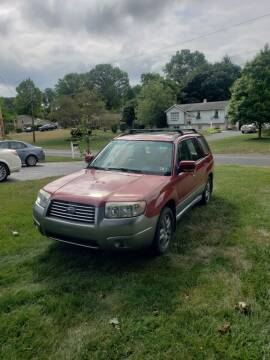 2007 Subaru Forester for sale at Alpine Auto Sales in Carlisle PA