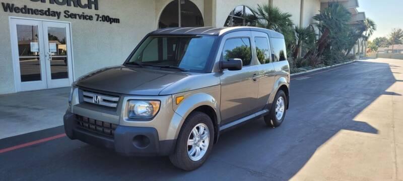 2008 Honda Element for sale at Alltech Auto Sales in Covina CA