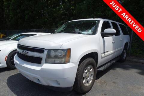 2008 Chevrolet Suburban for sale at Brandon Reeves Auto World in Monroe NC