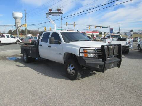 2008 GMC Sierra 3500HD for sale at Wally's Wholesale in Manakin Sabot VA