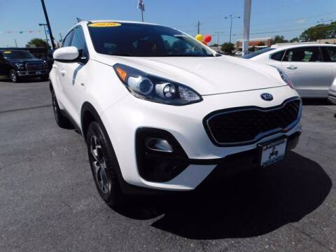 2020 Kia Sportage for sale at Auto Finance of Raleigh in Raleigh NC