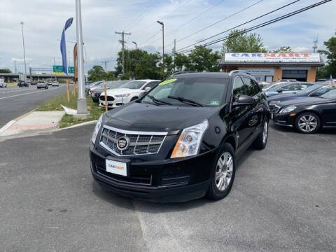 2012 Cadillac SRX for sale at CARMART Of New Castle in New Castle DE