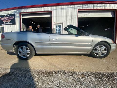 2003 Chrysler Sebring for sale at Casey Classic Cars in Casey IL