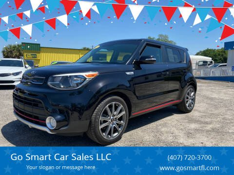 2017 Kia Soul for sale at Go Smart Car Sales LLC in Winter Garden FL