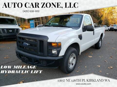 2008 Ford F-250 Super Duty for sale at Auto Car Zone, LLC in Kirkland WA