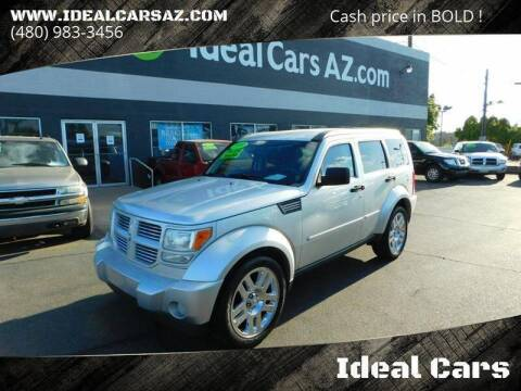2010 Dodge Nitro for sale at Ideal Cars in Mesa AZ