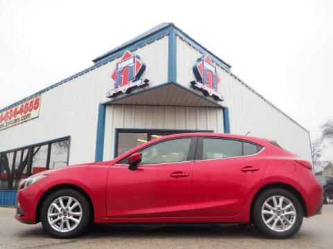 2016 Mazda MAZDA3 for sale at DRIVE 1 OF KILLEEN in Killeen TX