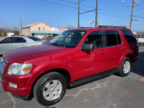 2010 Ford Explorer for sale at Elliott Autos in Killeen TX