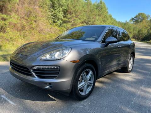 2011 Porsche Cayenne for sale at Carrera AutoHaus Inc in Clayton NC