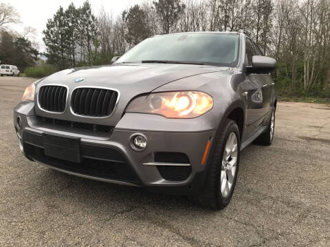 2012 BMW X5 for sale at Certified Motors LLC in Mableton GA