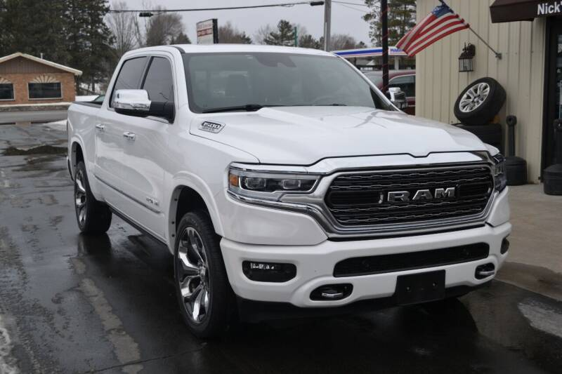2019 RAM Ram Pickup 1500 for sale at Nick's Motor Sales LLC in Kalkaska MI