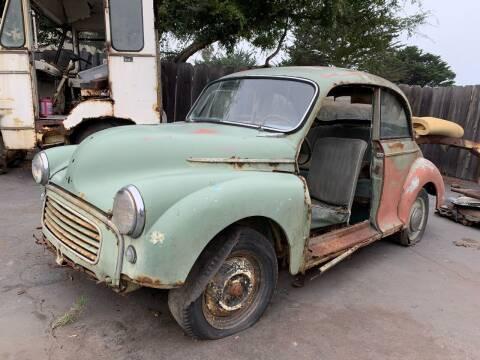 1963  Morris  Minor for sale at Dodi Auto Sales in Monterey CA